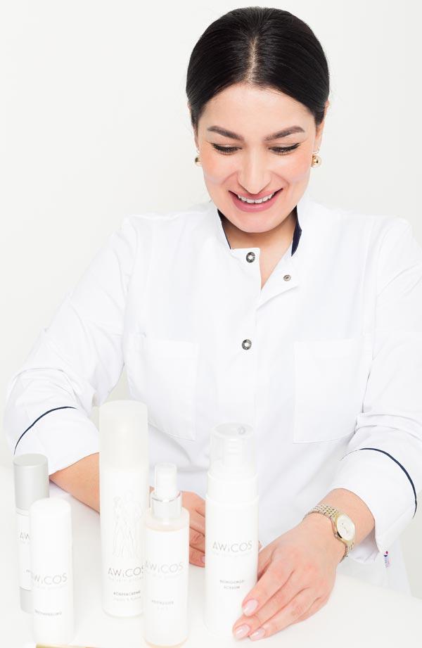 Aydan Witzlinger von AWiCOS - Kosmetik aus Leidenschaft