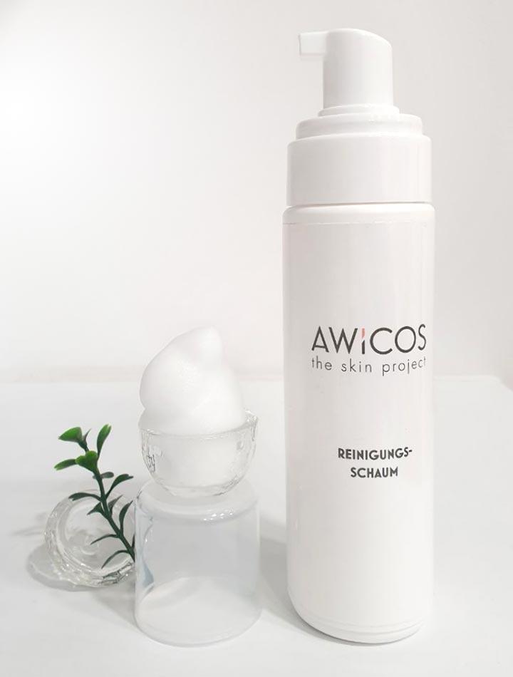 AWiCOS Reinigungsschaum