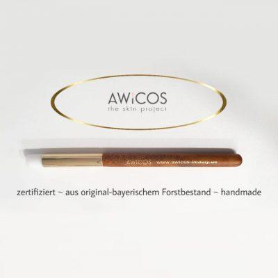 Wimpernpflege-Lidschatten-Pinsel